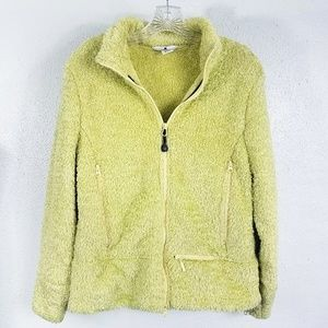 Woolrich Mint Women's Zip Up Jacket Coat